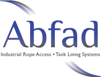 Abfad - Industrial Rope Access, Tank Lining Systems