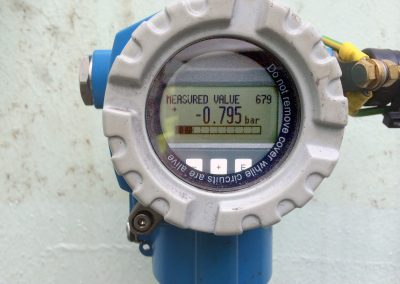 Vacuum Monitoring Gauge